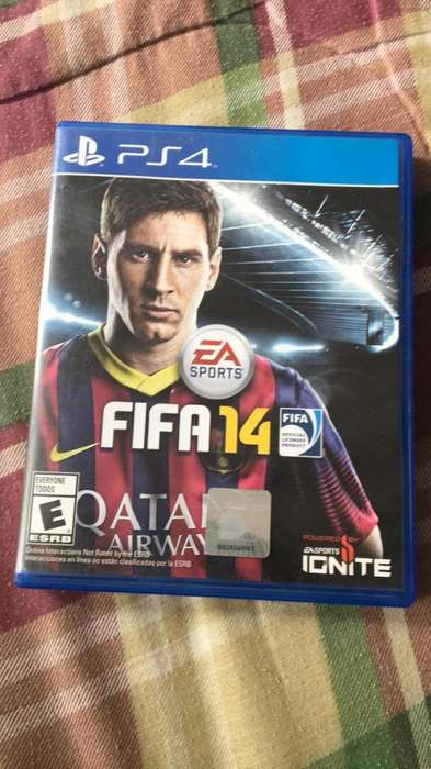 Fifa14 Playstation4