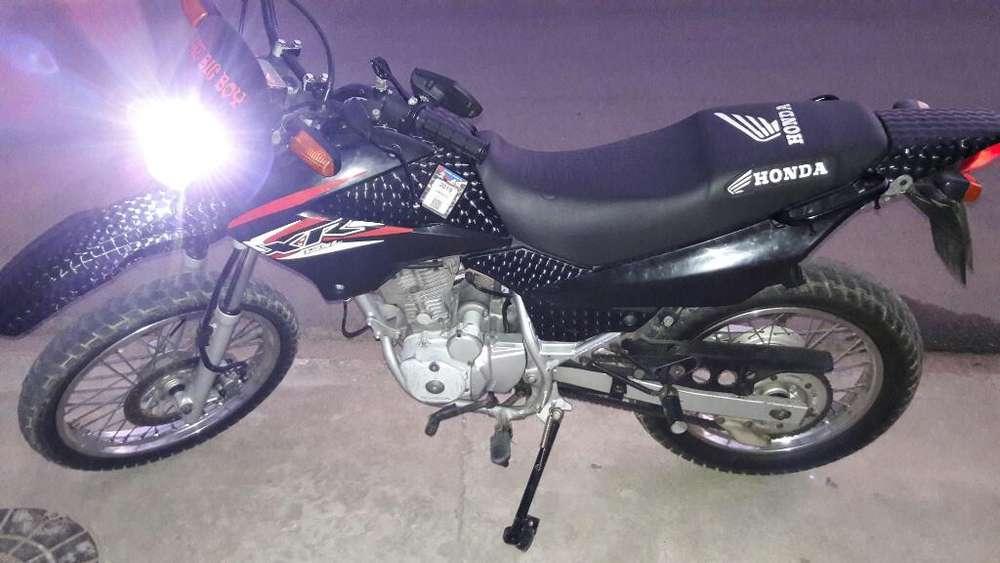 Moto Honda Xr 2012