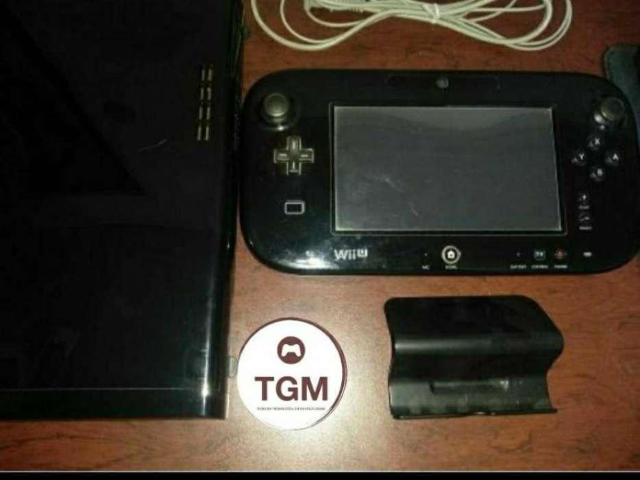 Nintendo Wii U Programada Haxchi