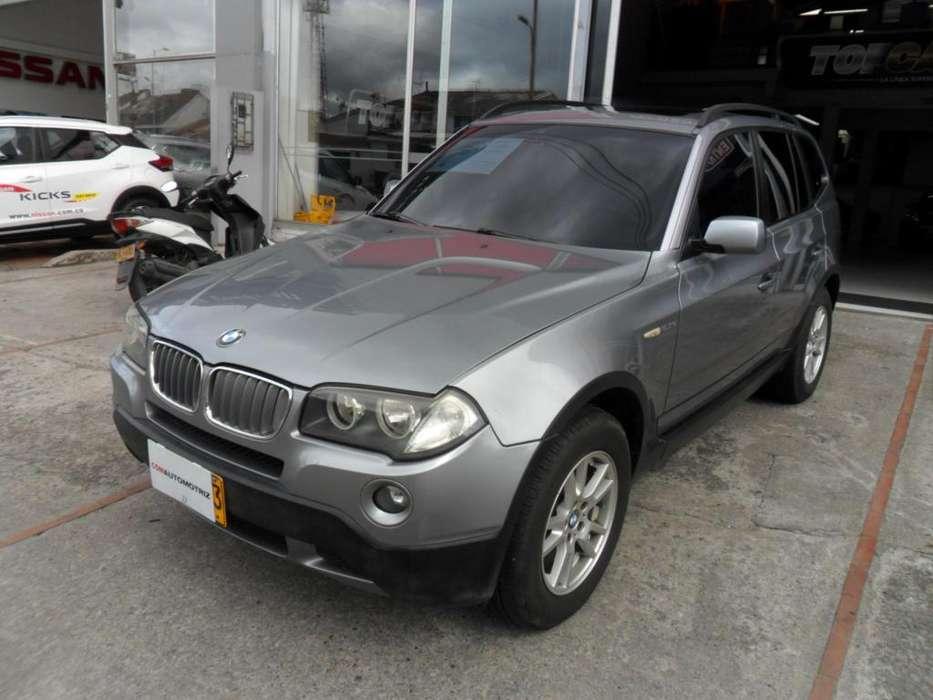 BMW X3 2007 - 125000 km