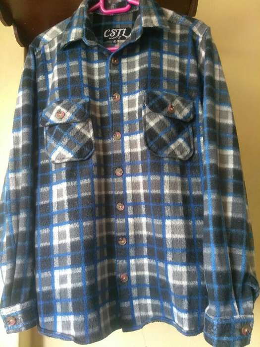 Camisa Coastal Talla M