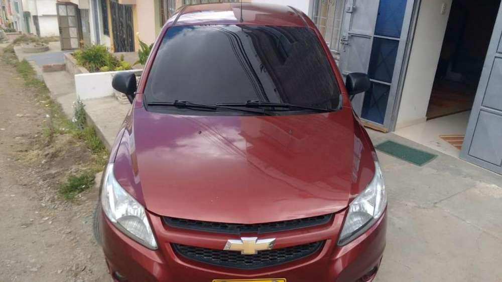 Chevrolet Sail 2013 - 110000 km