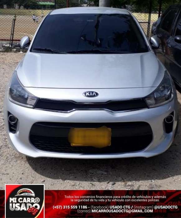 Kia Rio 2018 - 9300 km