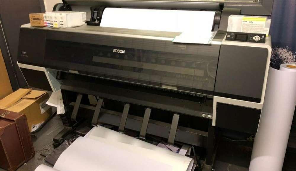 Ploter Epson 9700