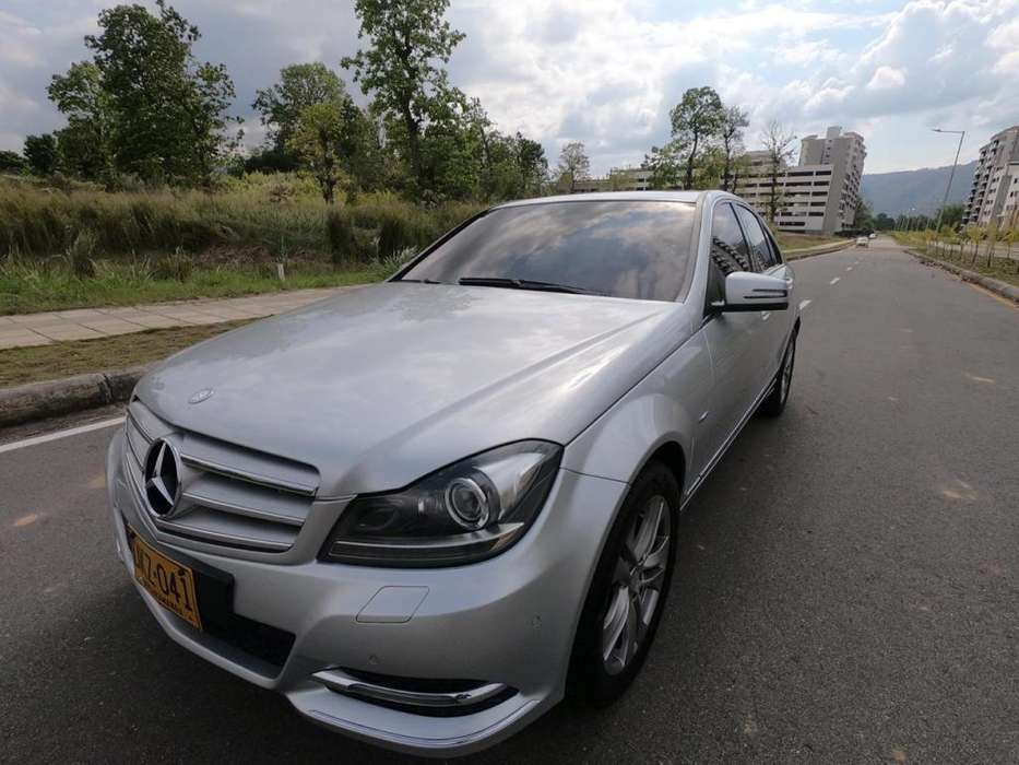 <strong>mercedes-benz</strong> Clase C 2012 - 165590 km