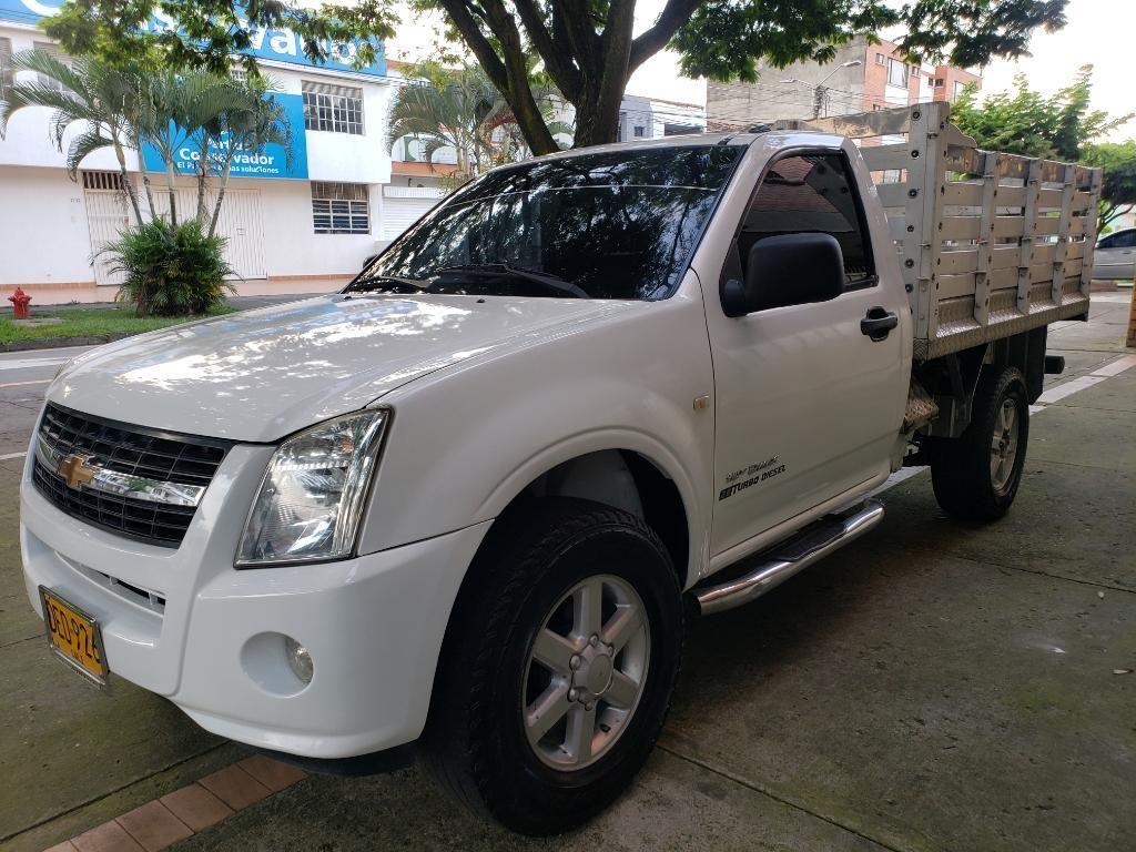 Chevrolet D Max Estacas Diesel 4x2