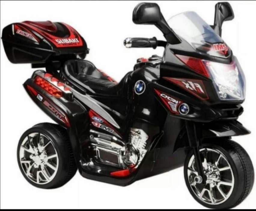 Moto Electrica Nueva de Calidad Garantia