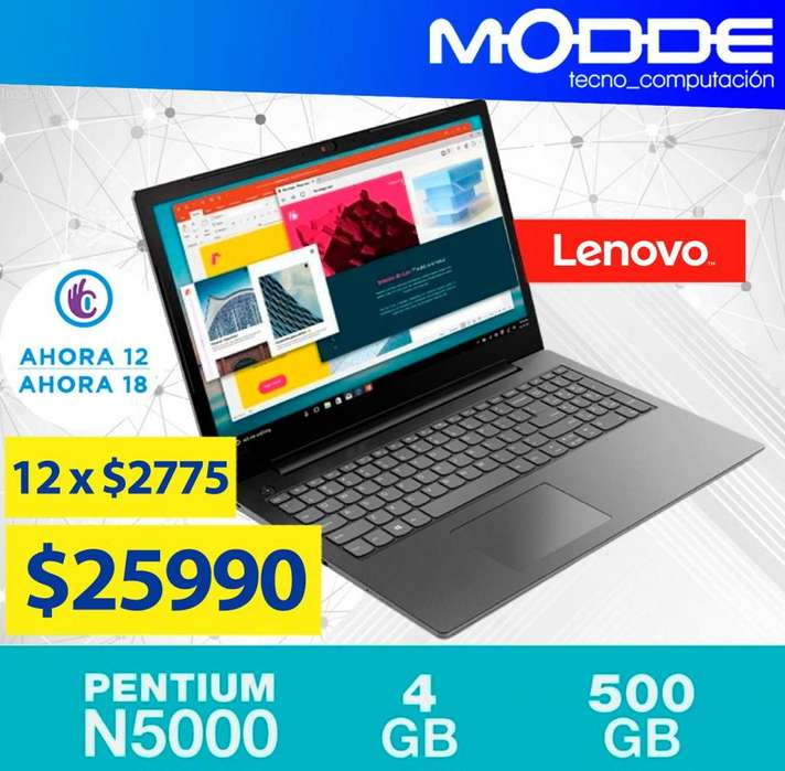 NOTEBOOK LENOVO V130 N5000 // MODDE TECNO
