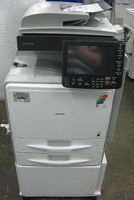 fotocopiadora a color marca ricoh ultima tecnología, ideal para oficina y papelerias