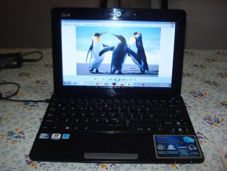 Netbook Asus Eeepc Seashell Dual Core Disco 465gb Ram 2gb !!