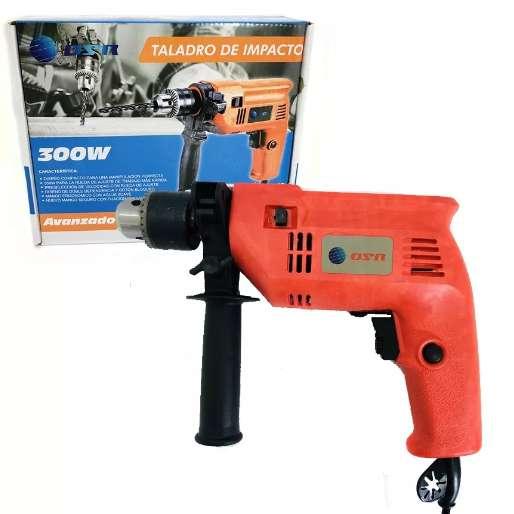 Taladro de impacto agujereadora 300 watts 13 mm nuevos oferta!