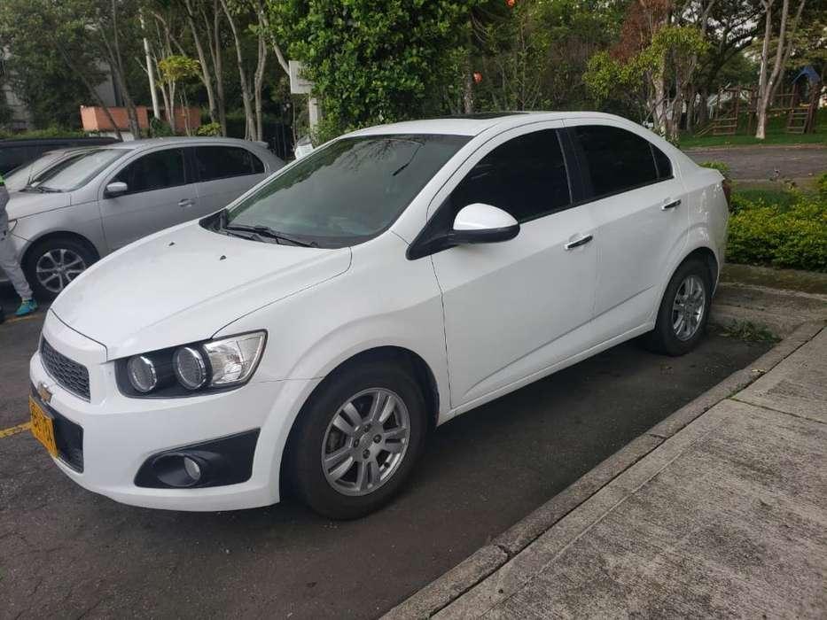 Chevrolet Sonic 2013 - 54000 km