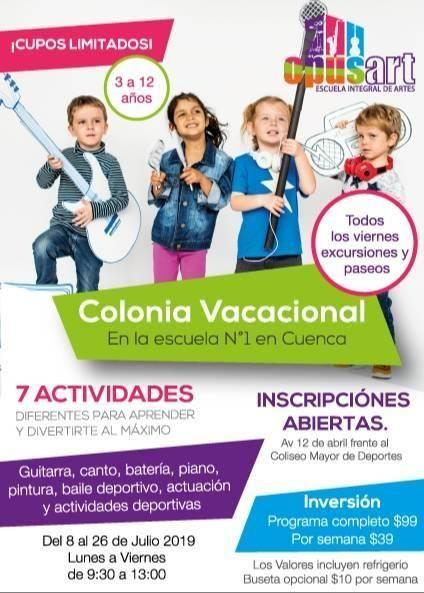 Colonia Vacacional 35