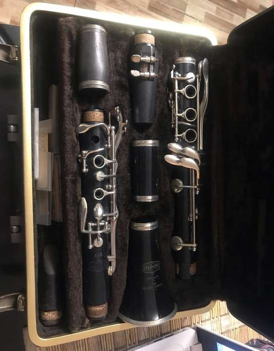 Vendo Clarinete Bundy