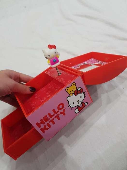 Cajita Musical Original Hello Kitty