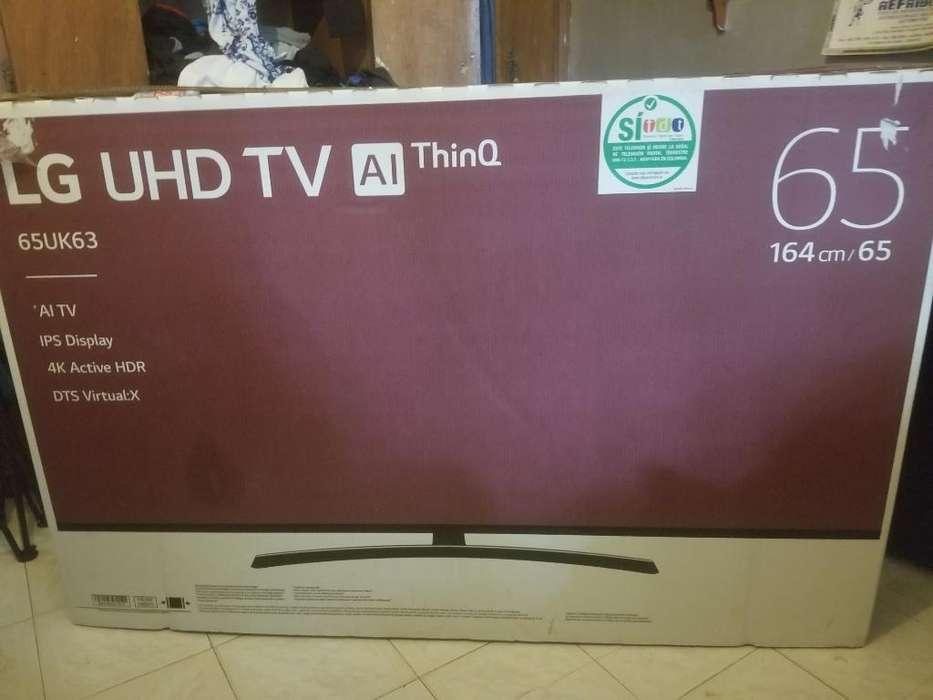 Vendo Lg Uhd Tv 65 Pulgadas Ganga