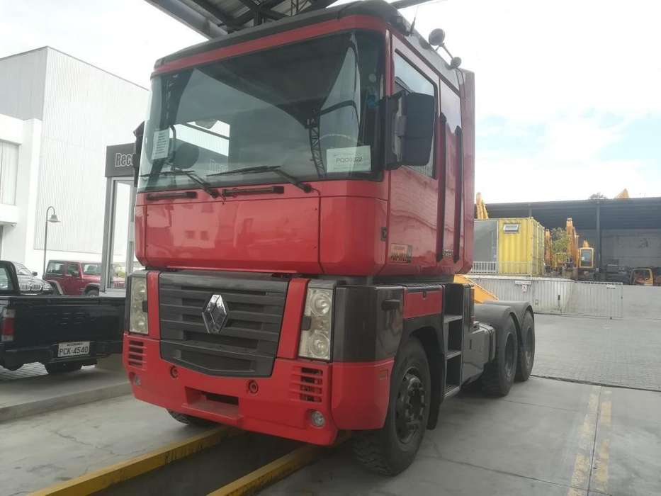 RENAULT MAGNUM TRACTO CAMION 6X4