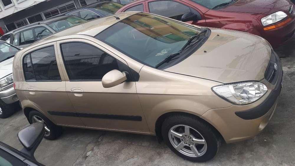 Hyundai Getz  2009 - 145000 km
