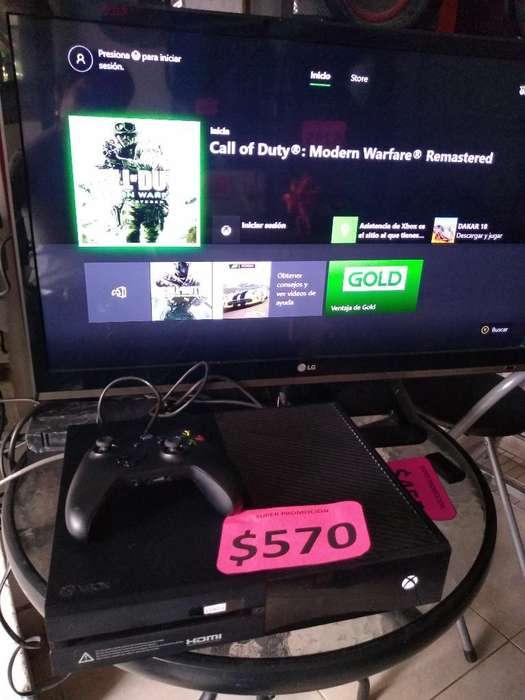 Xbox One con 1control