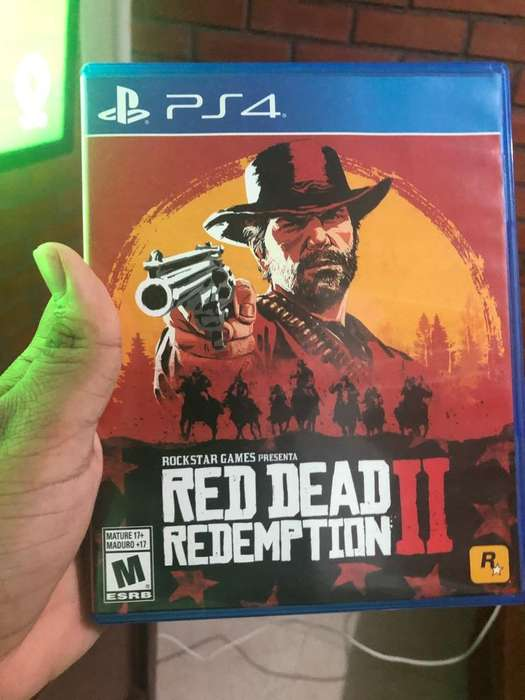 Red Dead Redempion Ii