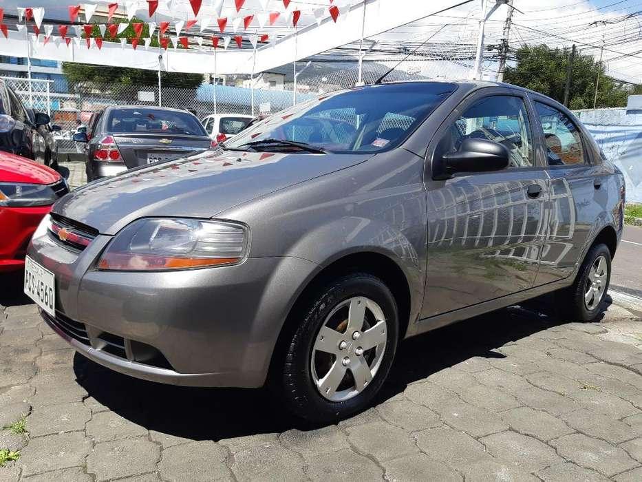 Chevrolet Aveo 2016 - 72000 km