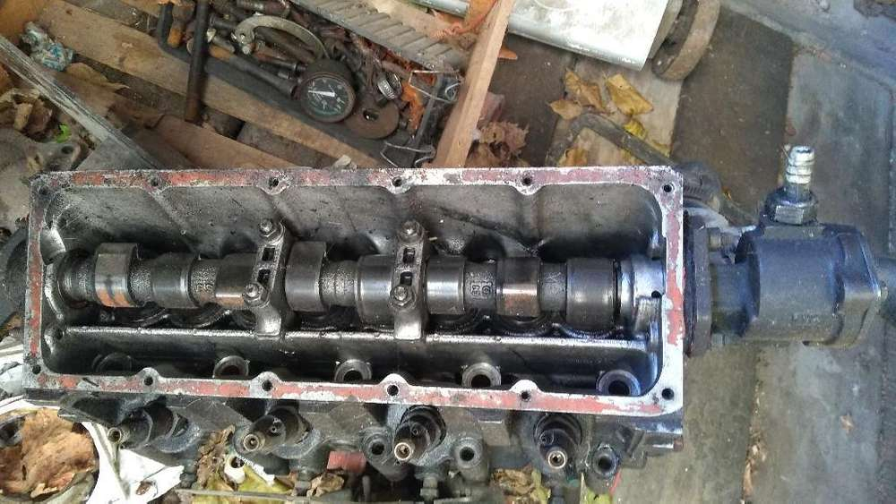 Tapa de Cilindros Fiat Duna Palio Diesel