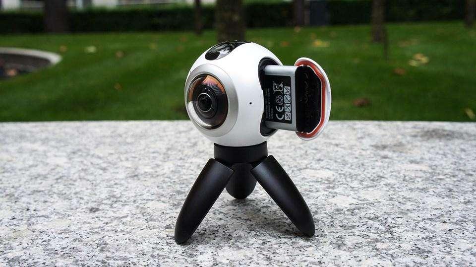 Vendo Camara Samsung Gear 360 Filmacion en 360 grados
