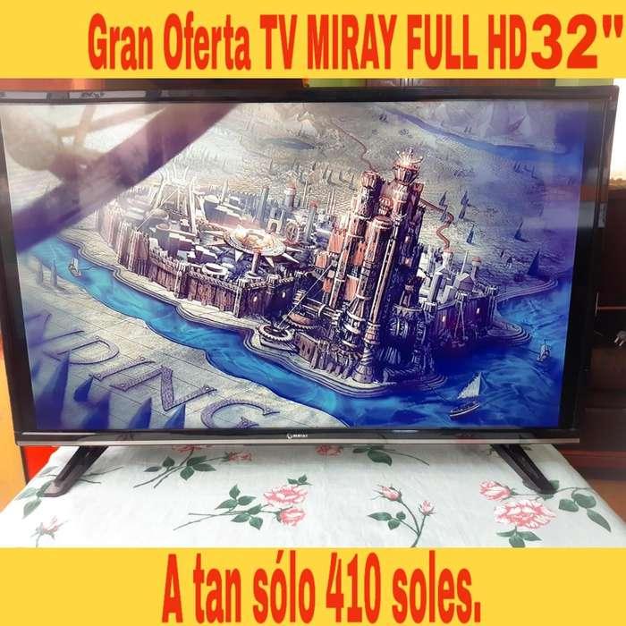 ¡Gran Oferta! TVFULL HD MIRAY M-325is