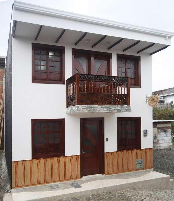 Casa Hotel en Salento Quindio Vendo Rentable