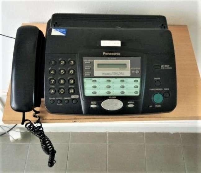 Telefono <strong>fax</strong>, Usado. Panasonic Kx - Ft 908