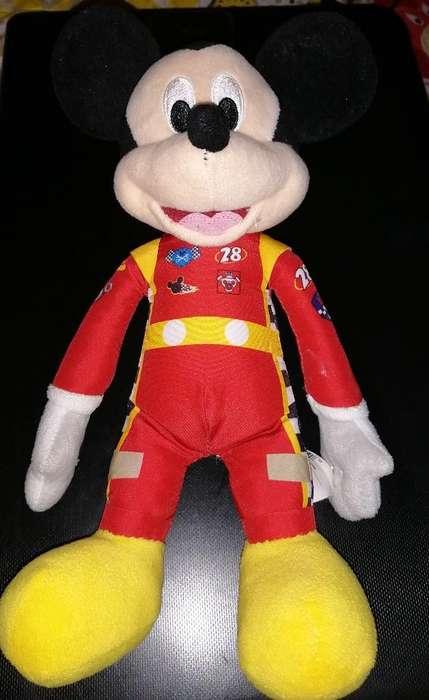 Muñeco Mikey Mouse Original 30 Cm