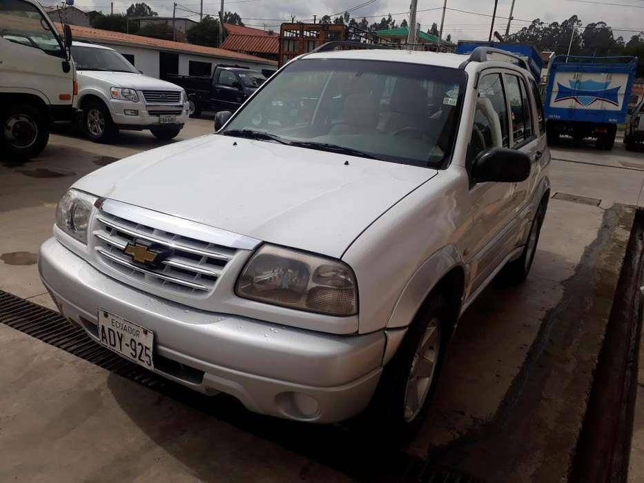 Chevrolet Grand Vitara 2004 - 218525 km
