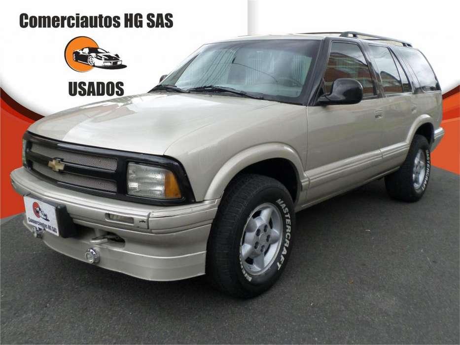 Chevrolet Blazer 1996 - 101000 km