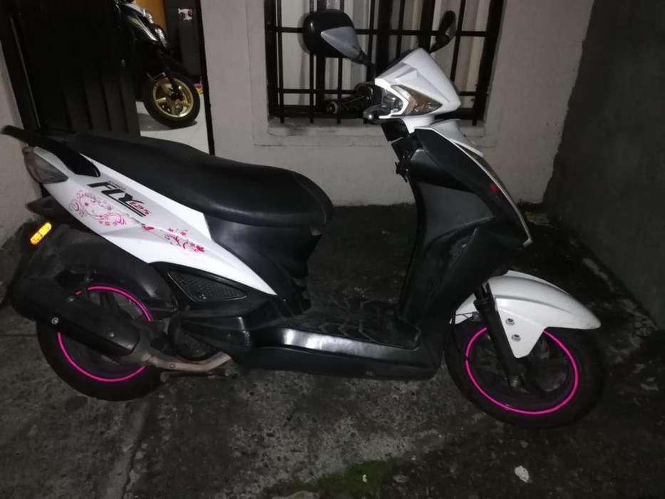 Vendo Moto Kymco Agility 2013
