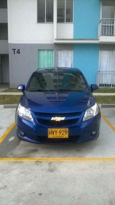 Chevrolet Sail 2014 - 85000 km