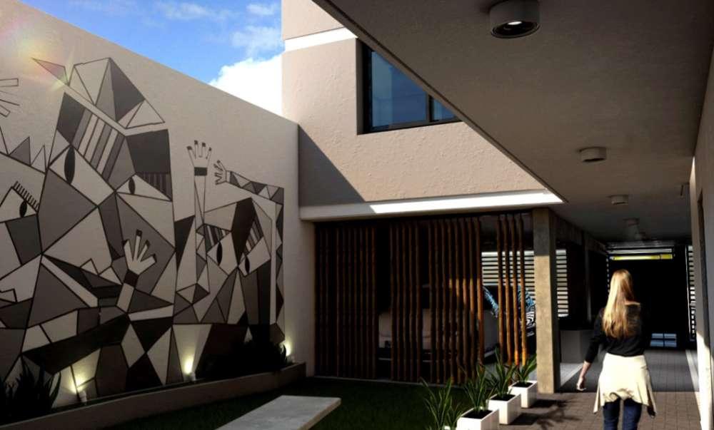 DEPARTAMENTO <strong>duplex</strong> 1 DORMITORIO CON PATIO- FINANCIADO - ENTREGA 2020