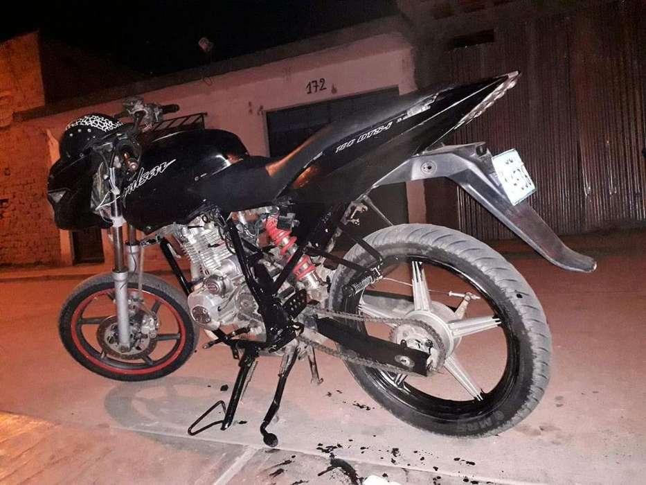 Moto Rtm 150 con Tarjeta de Propiedad