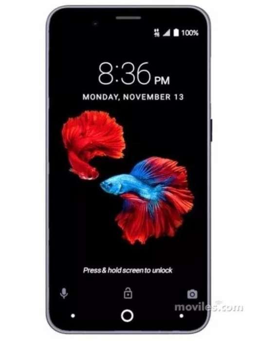 Celular Zte Avid 4--2ram---16gb