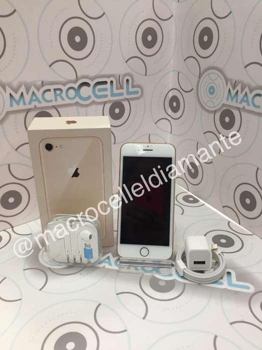Vencambio iPhone 8 256gb Color Oro Rosa