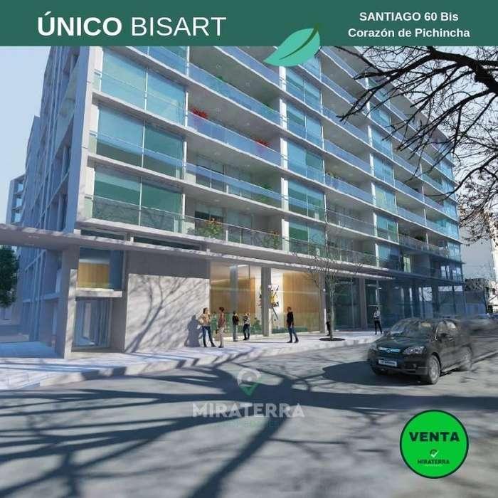 Depoartamento de 1 dormitorio en Venta zona Pichincha