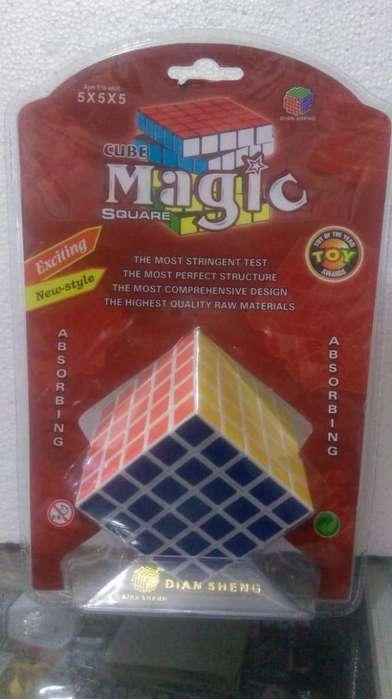 Cubo Magico Magic 5x5 Cube Lince (2822)