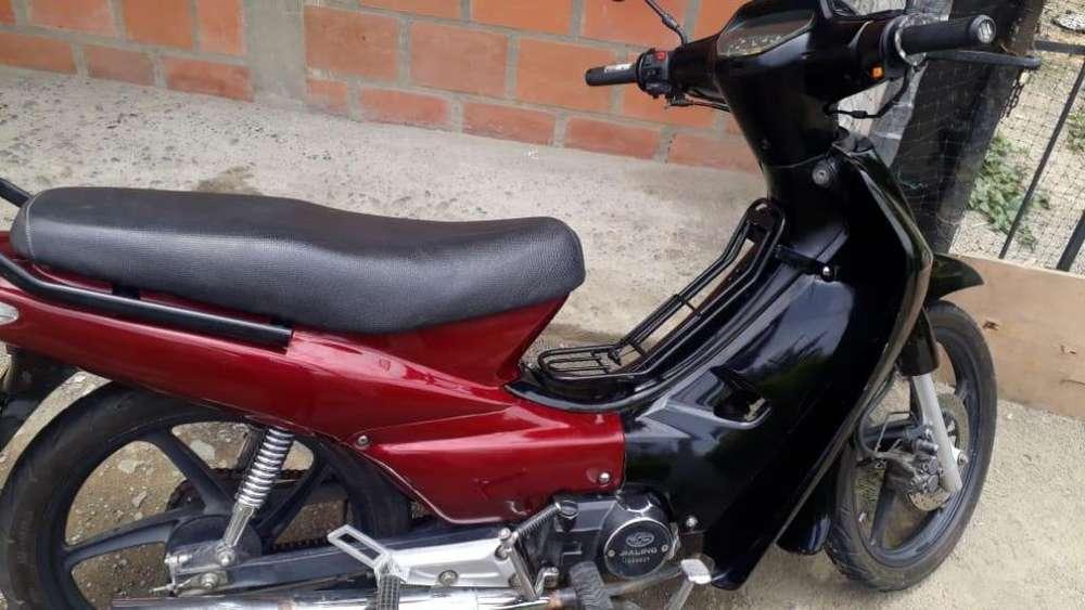 Vendo jl 100 al dia asta El Otro ao modelo 2013 Wasa 2013 con Traspaso