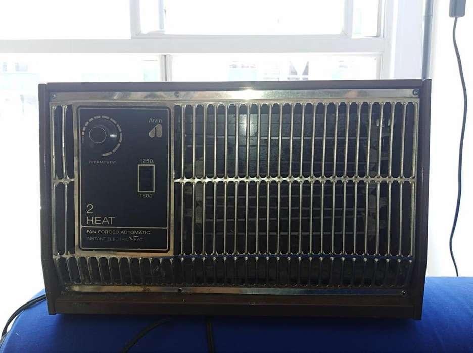 Calentador Original ARVIN vintage