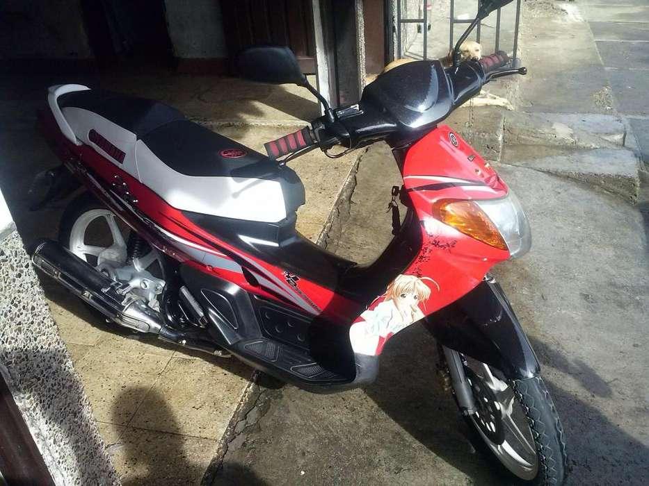 VENDO MOTO <strong>yamaha</strong> NEXT 2008