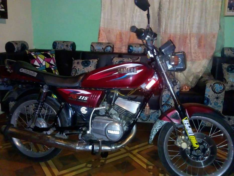 Moto <strong>yamaha</strong> rx 115 modelo 98