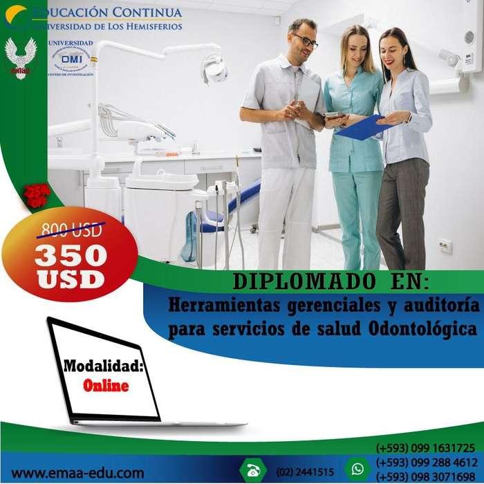 Herramientas gerenciales y auditoria para servicios de salud odontologica.