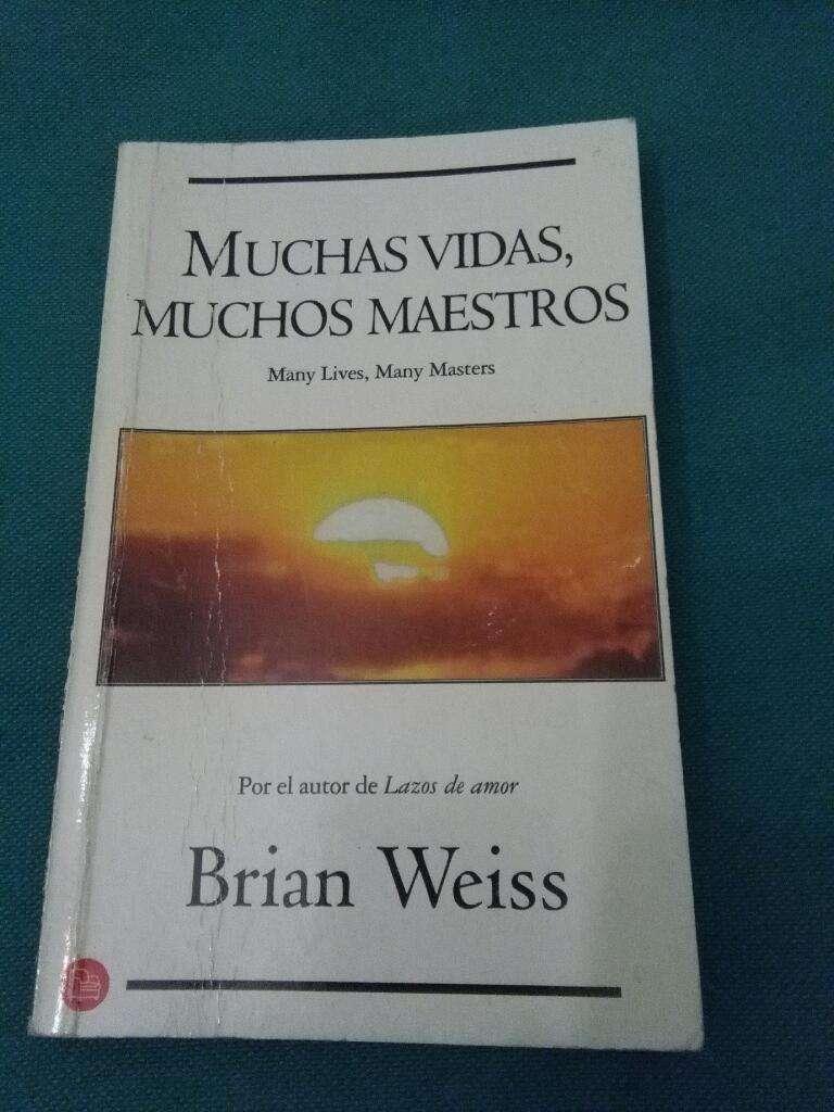 Muchas Vidas Muchos Maestros . Brian Weiss . LIBRO METAFISICA