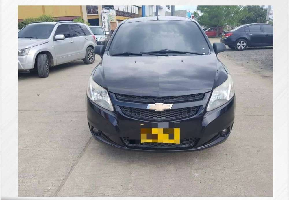Chevrolet Sail 2014 - 88000 km