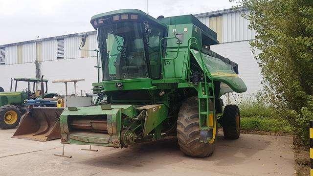 <strong>cosechadora</strong> John Deere 9650 STS