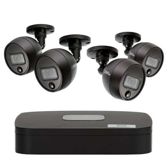 Sistema Inteligente Cámaras de Seguridad